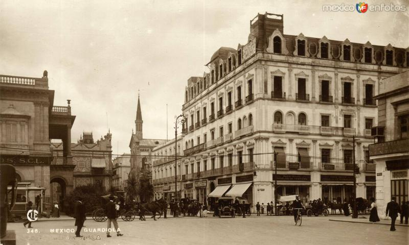 Calle de Guardiola