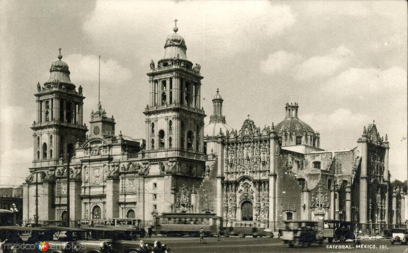 Fotos de Ciudad de M�xico, Distrito Federal, M�xico: Catedral Metropolitana