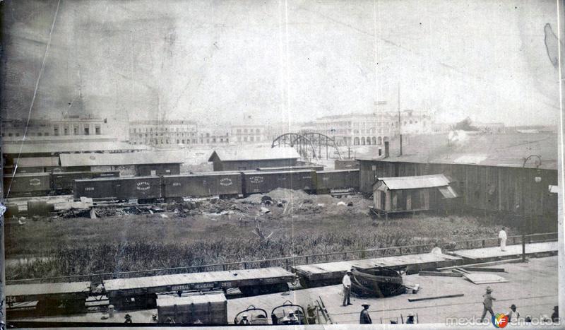 Estación del Ferrocarril Central