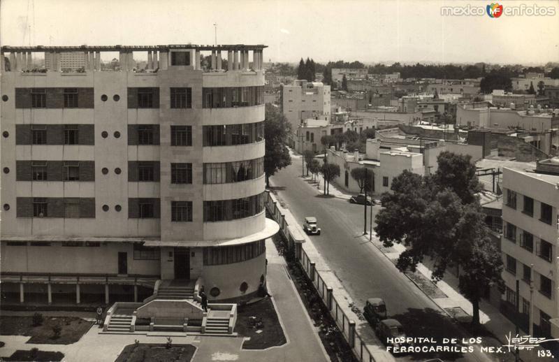 Hospital de los Ferrocarriles