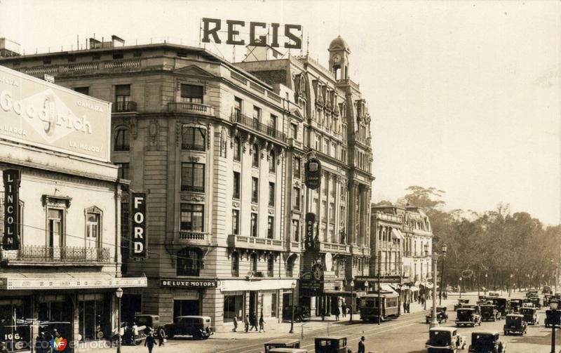 Hotel Regis