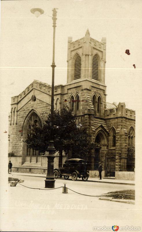 Fotos de Ciudad de M�xico, Distrito Federal, M�xico: Iglesia Metodista