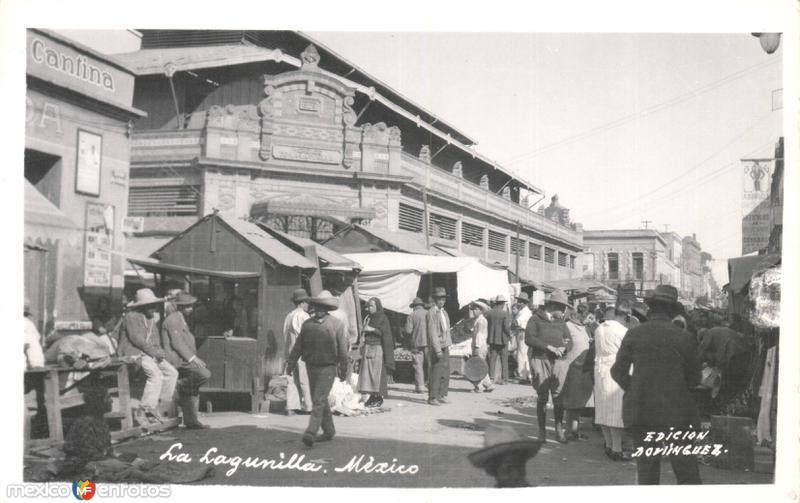 Fotos de Ciudad de México, Distrito Federal, México: Mercado de la Lagunilla