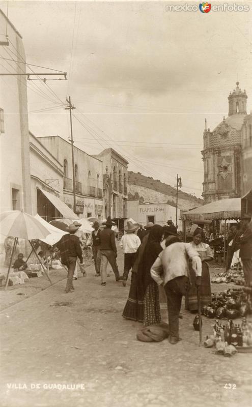 Fotos de Ciudad de M�xico, Distrito Federal, M�xico: Villa de Guadalupe