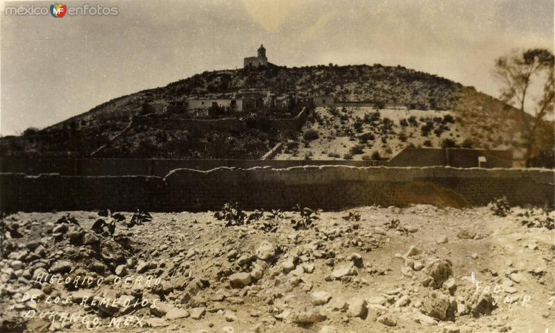 Histórico Cerro de los Remedios