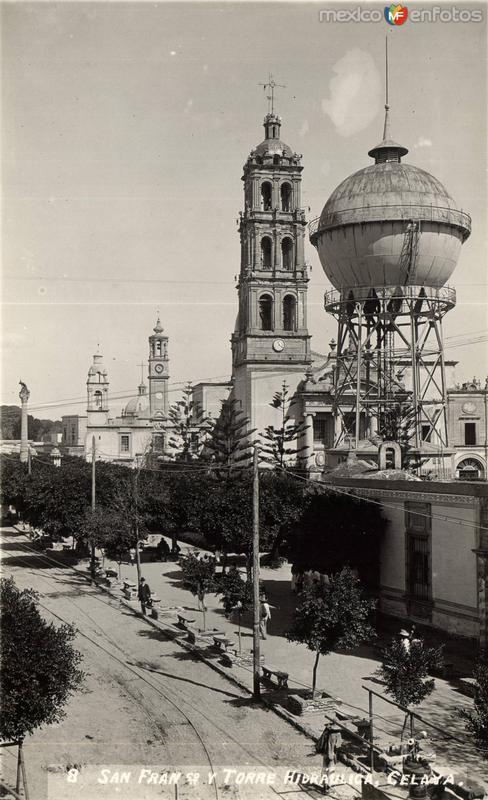 San Francisco y Torre Hidráulica