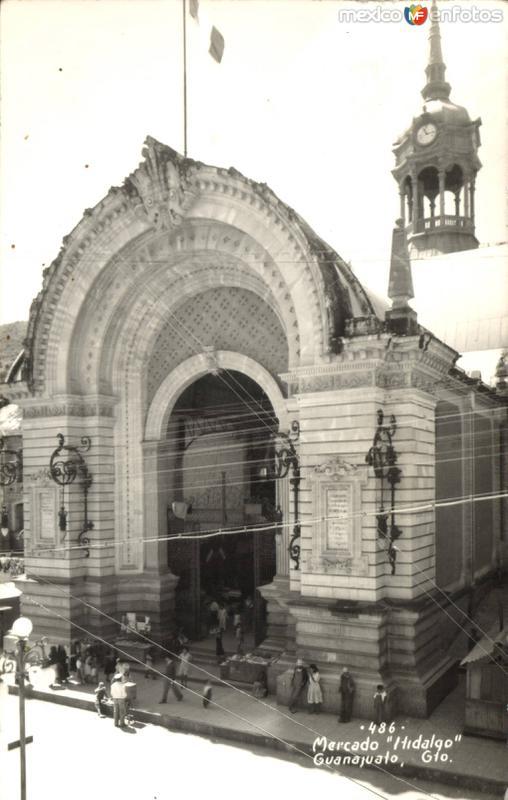 Mercado Hidalgo