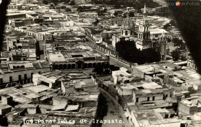 Panorámica de Irapuato