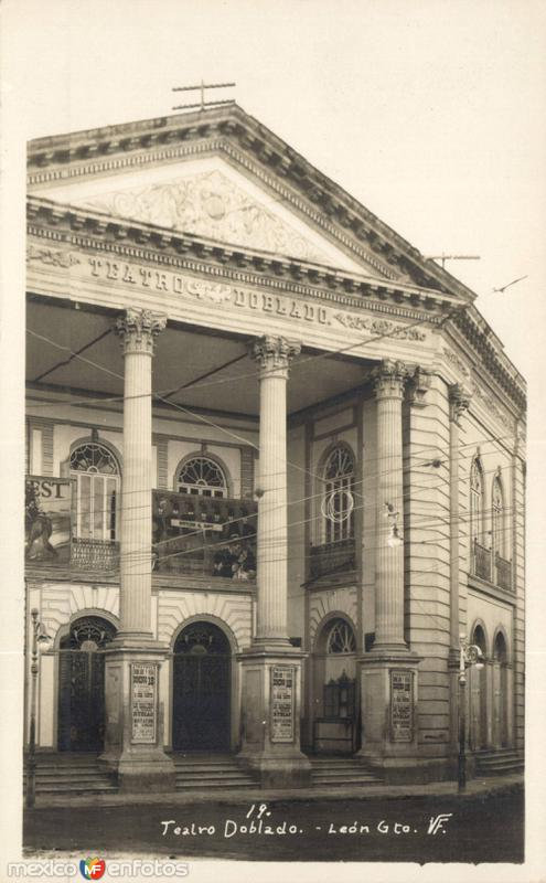 Teatro Doblado