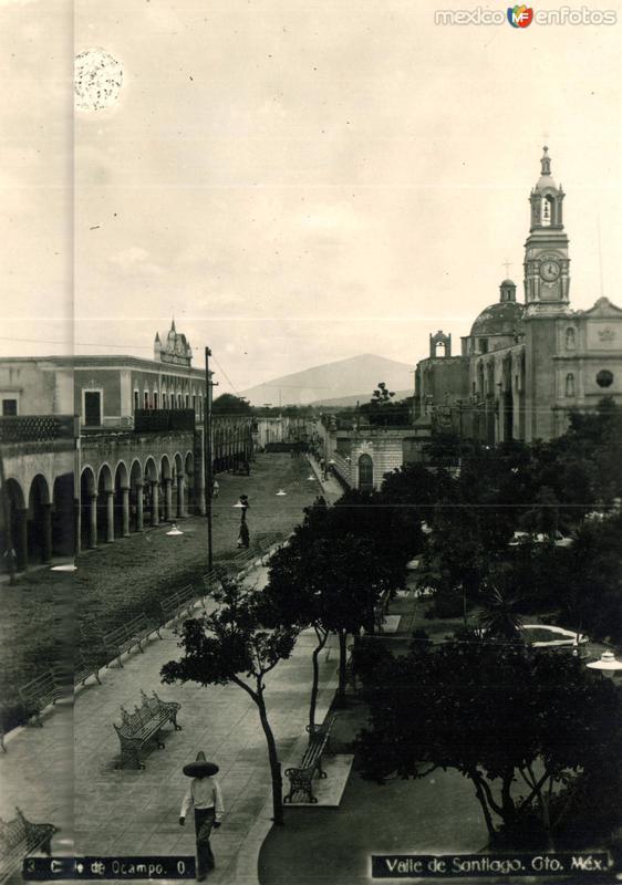 Calle de Ocampo