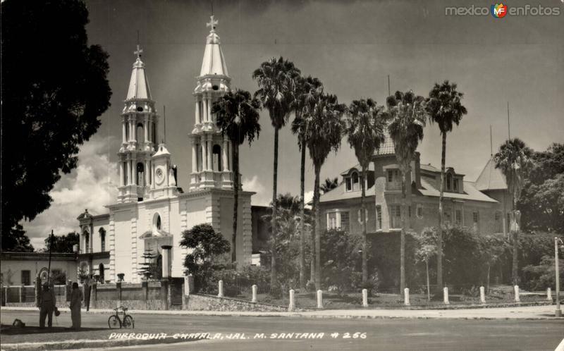 Parroquia de Chapala