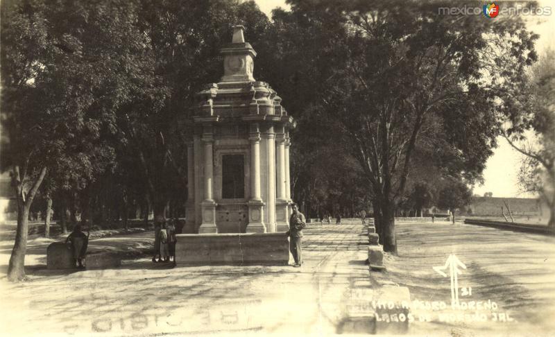 Monumento a Pedro Moreno