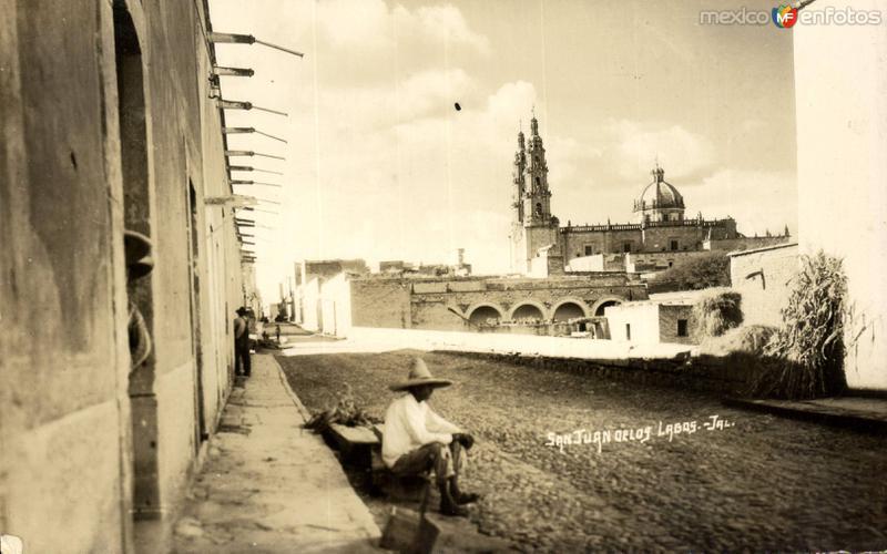 Calles de San Juan de Los Lagos
