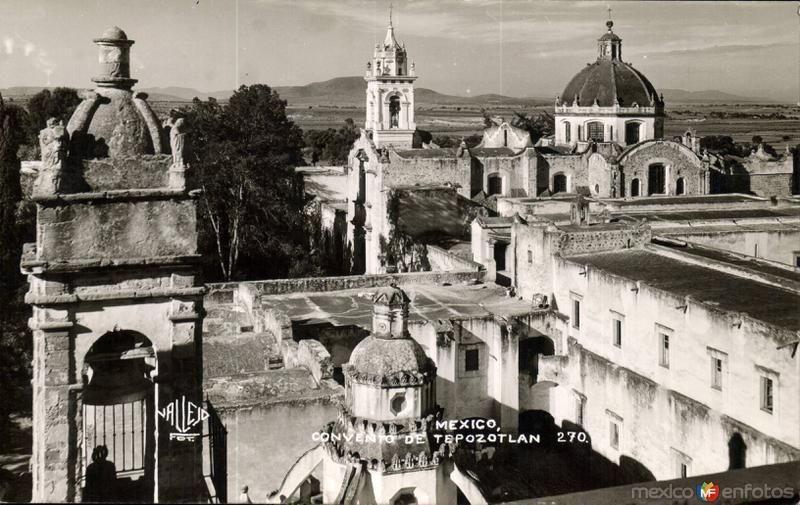Convento de Tepotzotlán