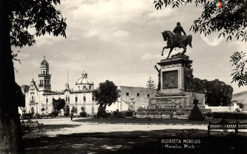 Glorieta Morelos