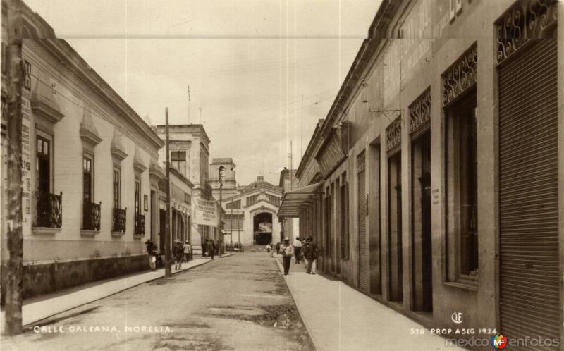 Calle Galeana