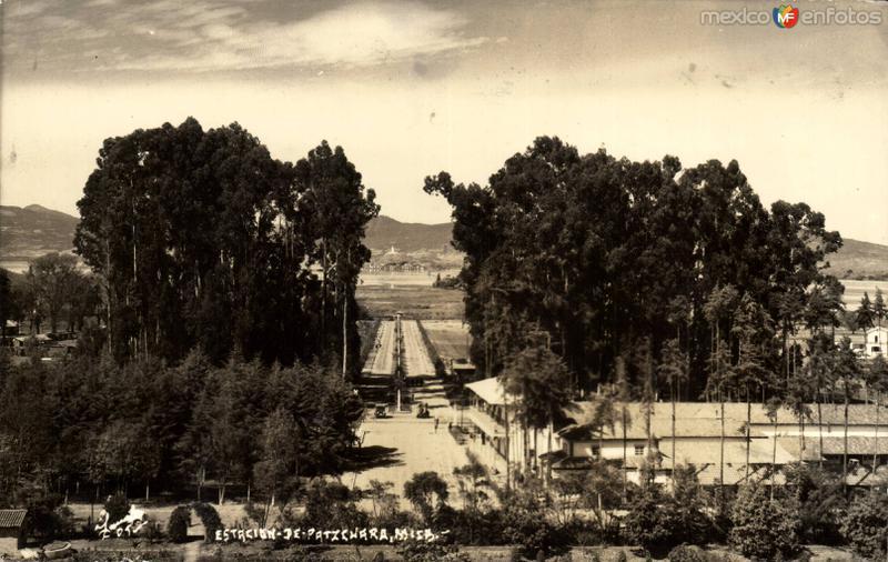 Estación de Patzcuaro