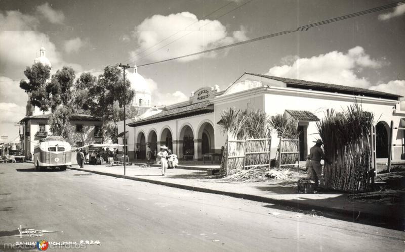 Fotos de Sahuayo, Michoac�n, M�xico: Mercado Morelos