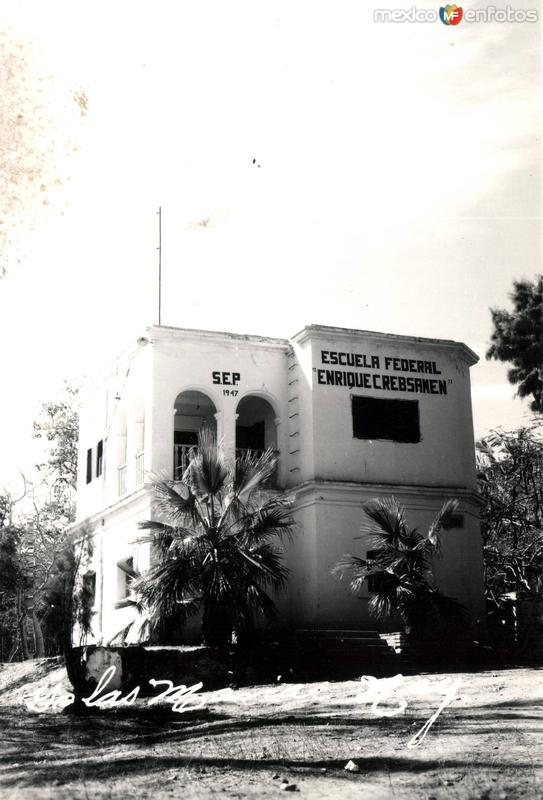 Escuela Federal Enrique Crebsamen
