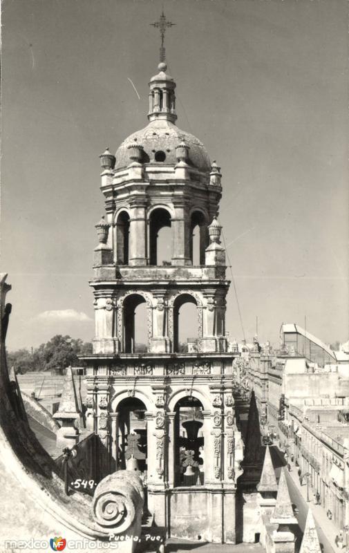Torre del Templo de la Compañía
