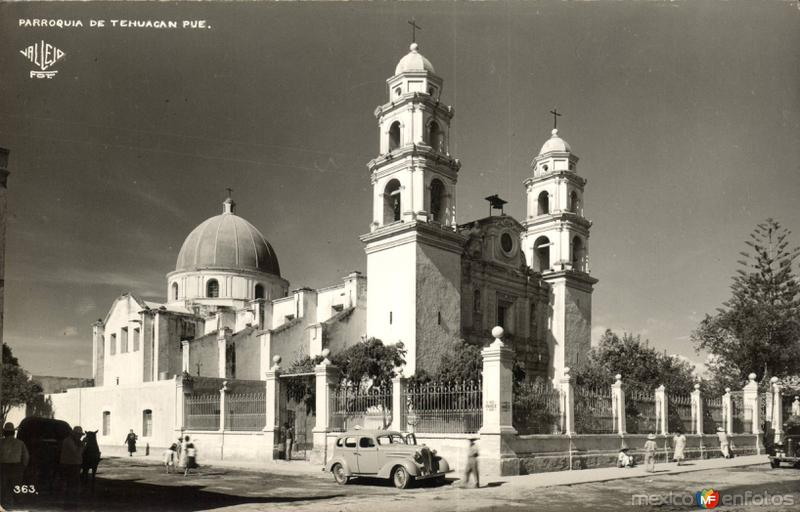 Parroquia de Tehuacan