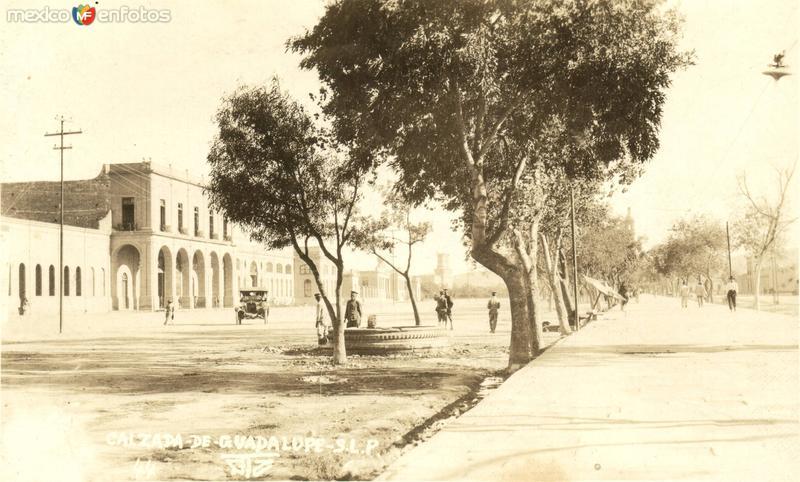 Calzada de Guadalupe