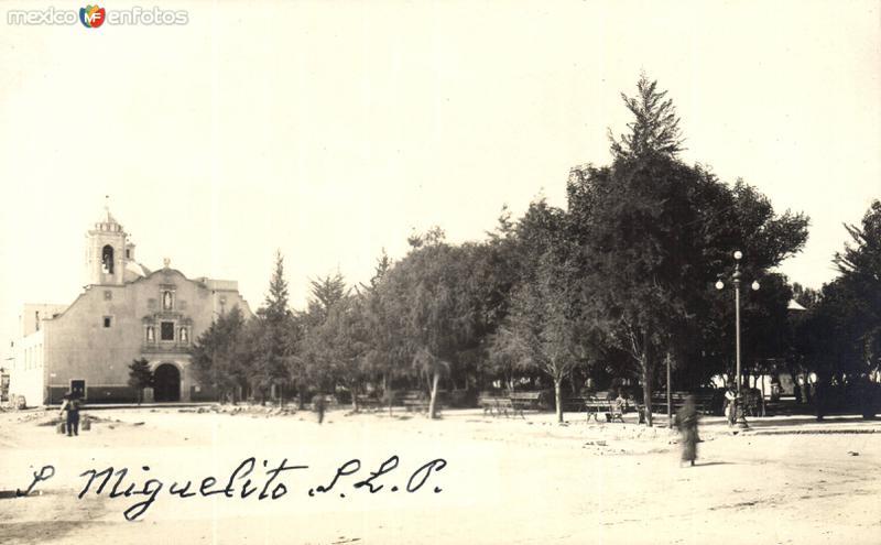 Iglesia de San Miguelito