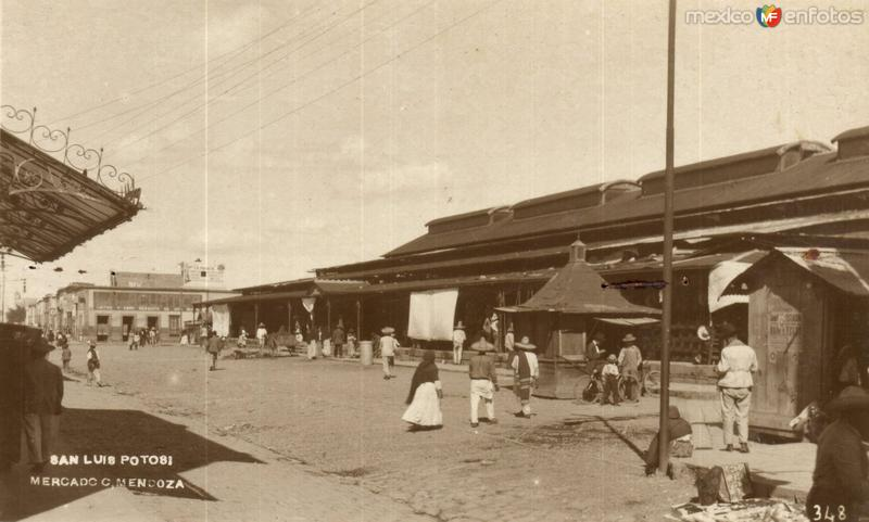 Mercado C. Mendoza