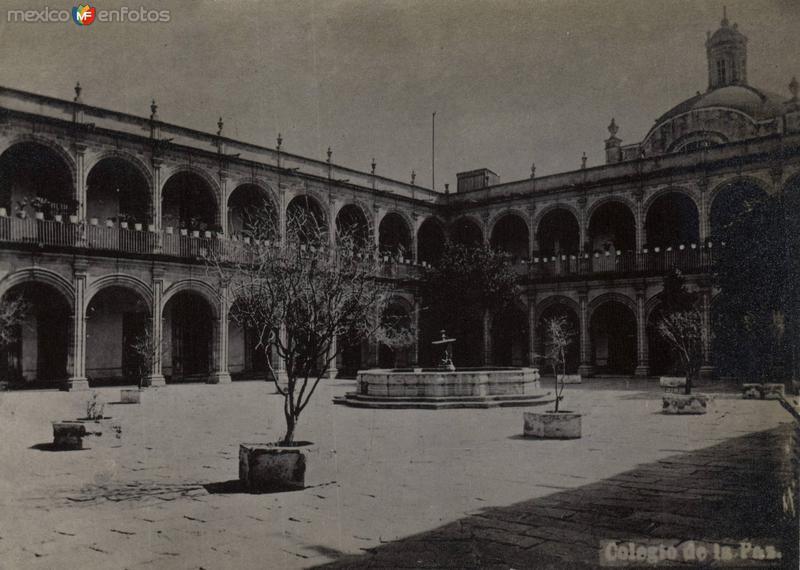 Colegio de La Paz
