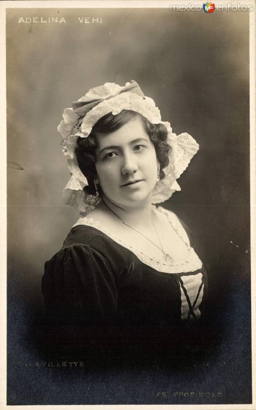 Adelina Vehi