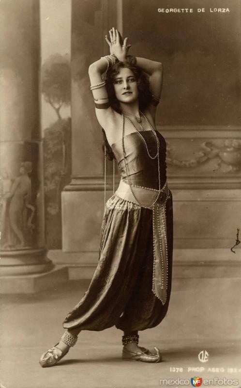 Georgette de Lorza