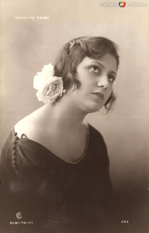 Isabelita Faure