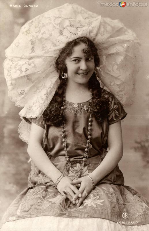 María Conesa