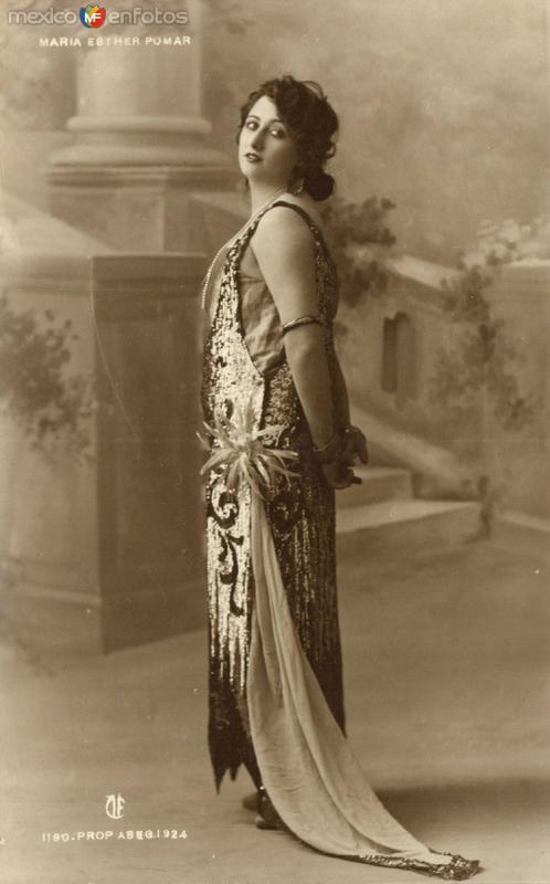 María Esther Pomar