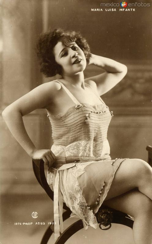 María Luisa Infante