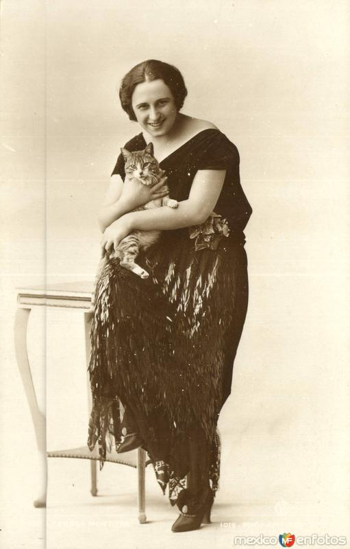 María Teresa Montoya