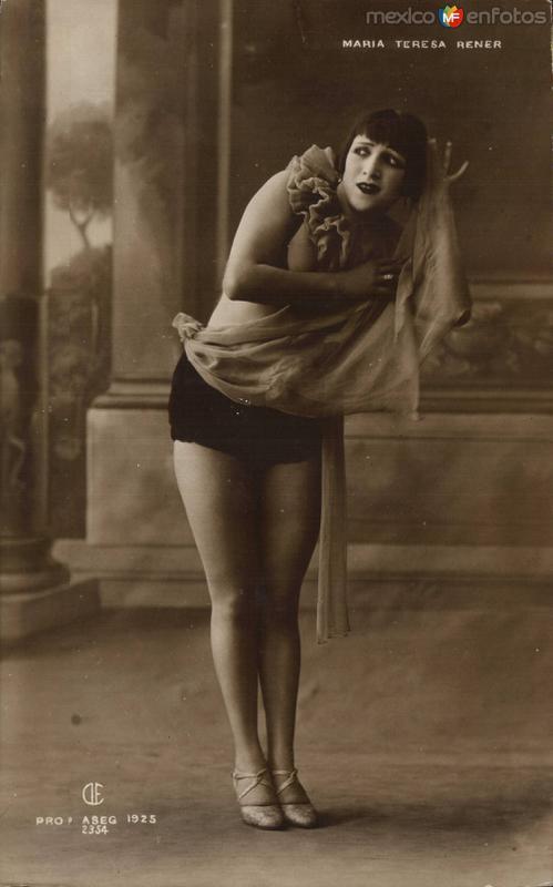 María Teresa Rener