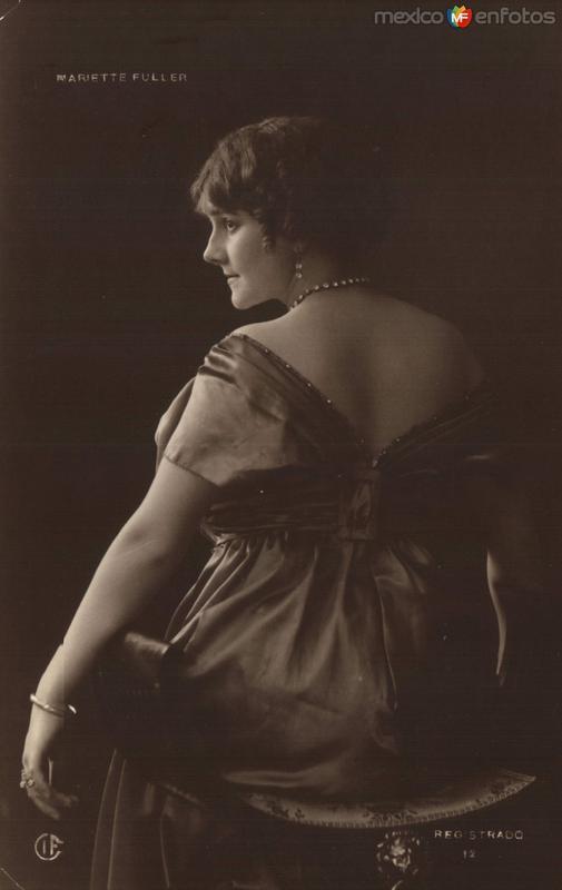 Mariette Fuller
