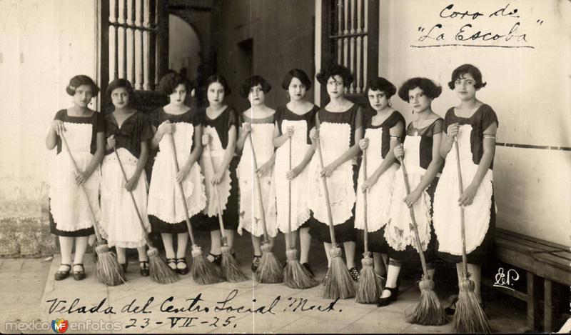 Coro de la Escoba (1925)