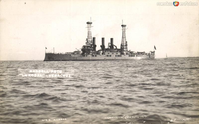 Invasión Norteamericana a Veracruz (1914)