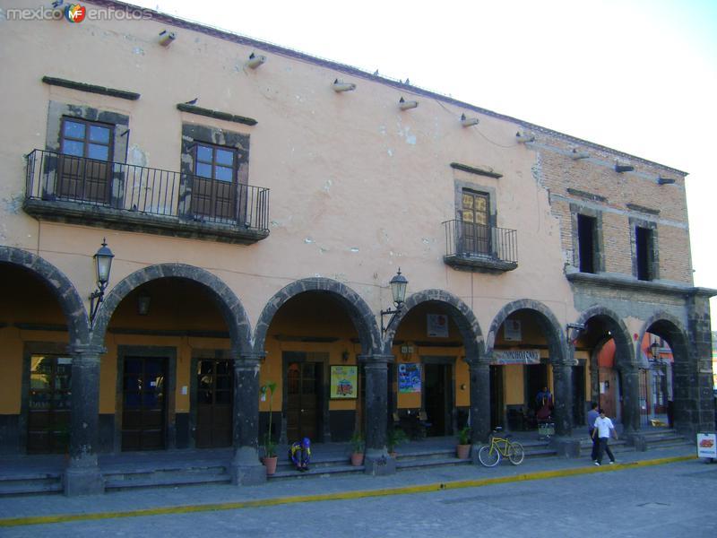 Los Portales. Tequila, Jalisco. Noviembre/2011