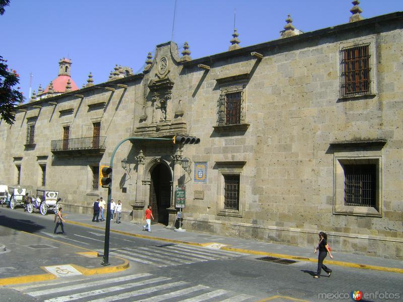 Museo Regional de Guadalajara. Noviembre/2011