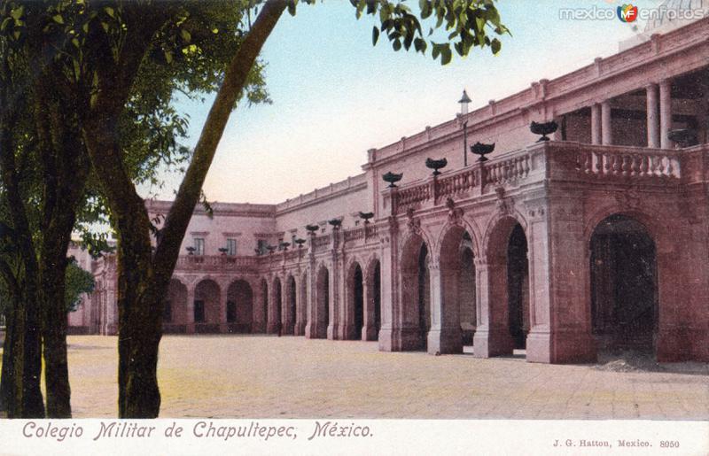 Colegio Militar de Chapultepec