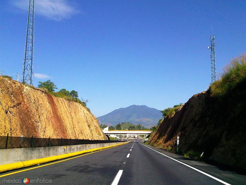 Vista del Sanganguey