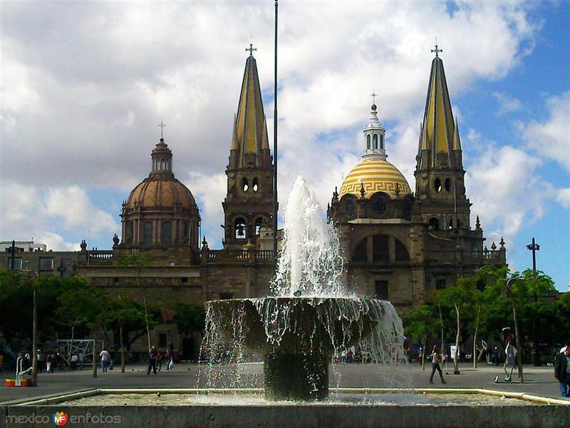 Fotos de Guadalajara, Jalisco, M�xico: Religiosamente  Jalisco..