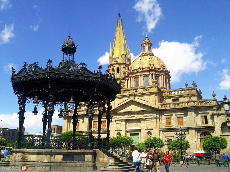 Admirando Guadalajara