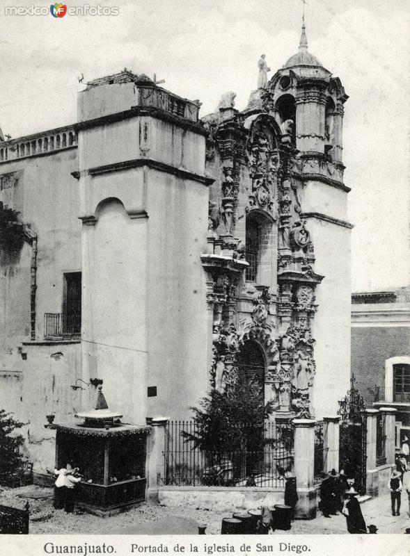 Iglesia de San Diego