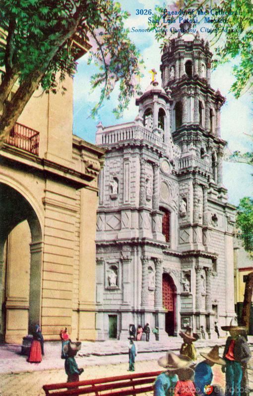 Fotos de San Luis Potosí, San Luis Potosí, México: Catedral de San Luis Potosí