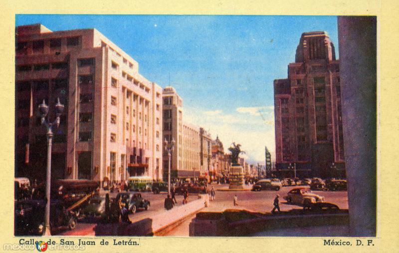 Calle de San Juan de Letrán
