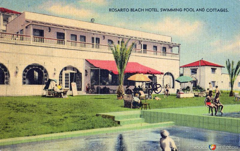 Hotel Rosarito Beach